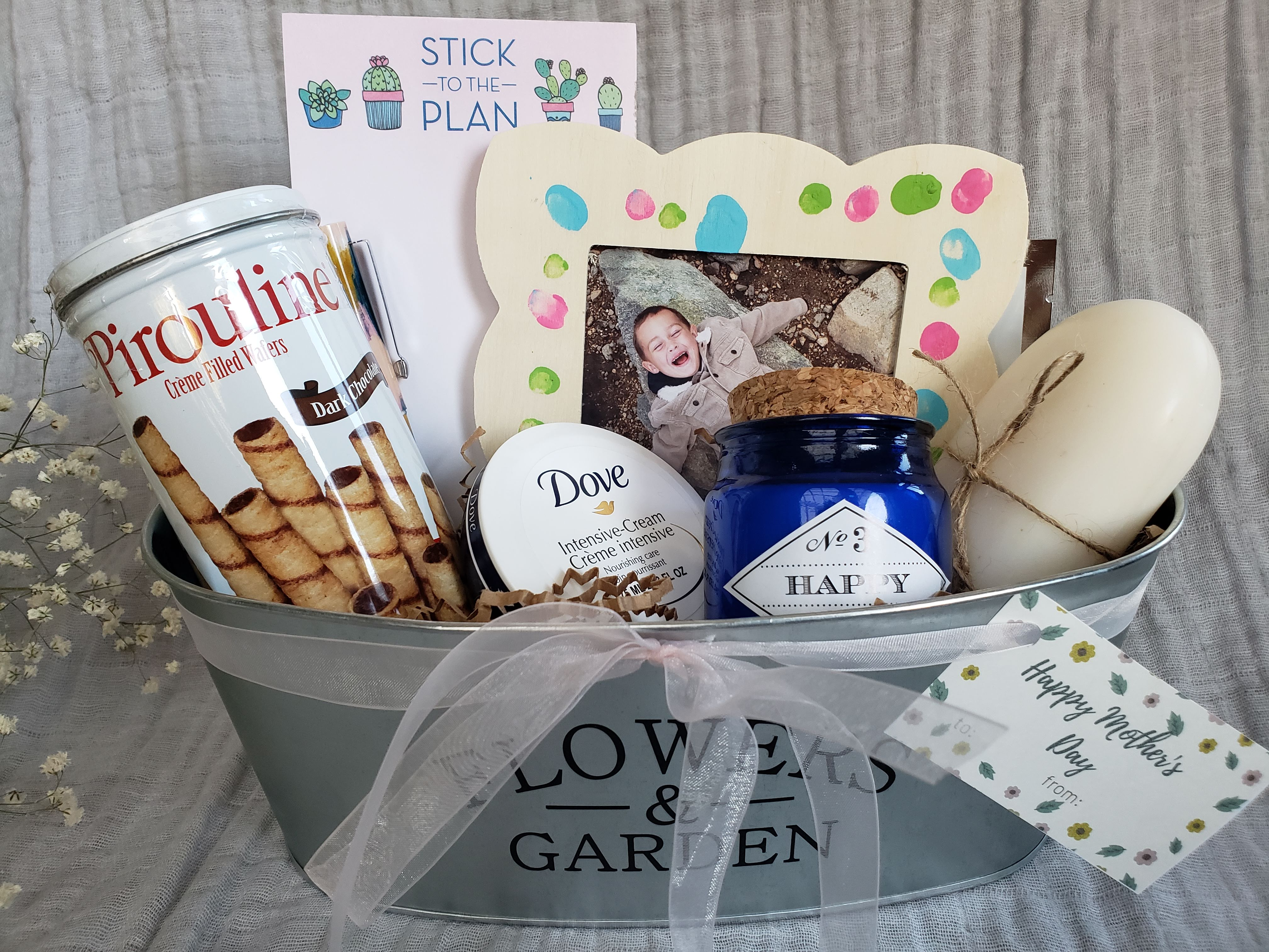 Mother S Day Gift Basket For Only 10