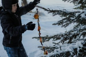 winter feast tree