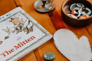 the mitten a storytime activity with story stones