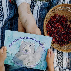 a huckleberry storytime