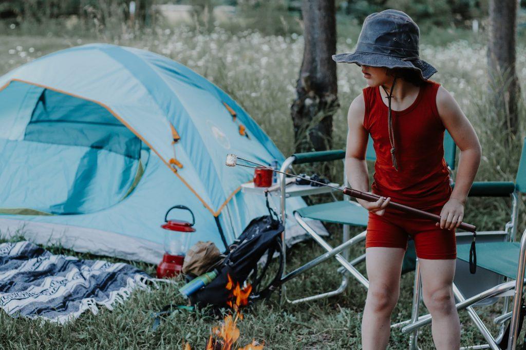 Kid's Summer Camping Checklist