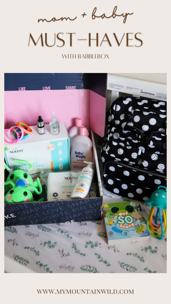 mom & baby must-haves